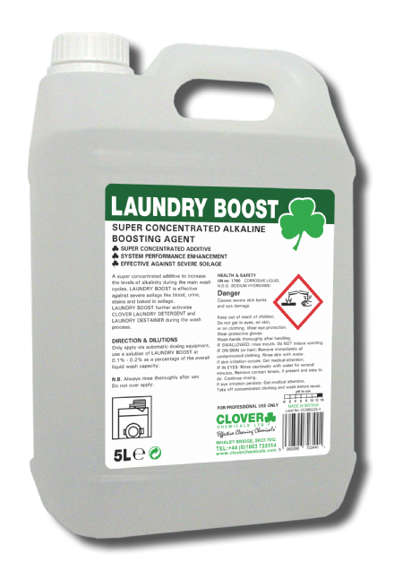 Clover Laundry Boost 5L